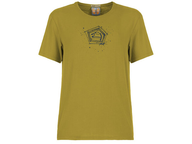 E9 Bug T-paita Miehet, olive